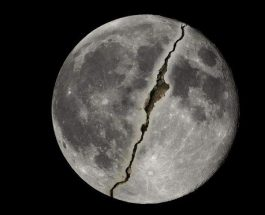 Mrekullia me hënën që u nda më dysh
