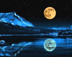 A ju pengon diçka që ta shihni hënën në natën e kthjellë pa re?