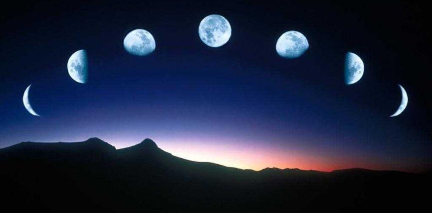 A është e vërtetë se u nda( Ça) hëna në dysh?