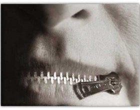 Heshtja është…