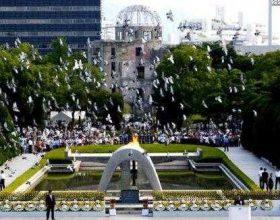 Hiroshima, përkujtohet hedhja e bombës