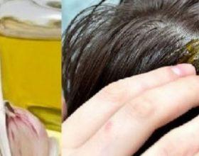 Mënyra natyrale për të trashur flokët e hollë dhe për t'ju dalë flokë të rinj!