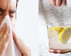 4 Receta shtëpiake për hundët e bllokuara