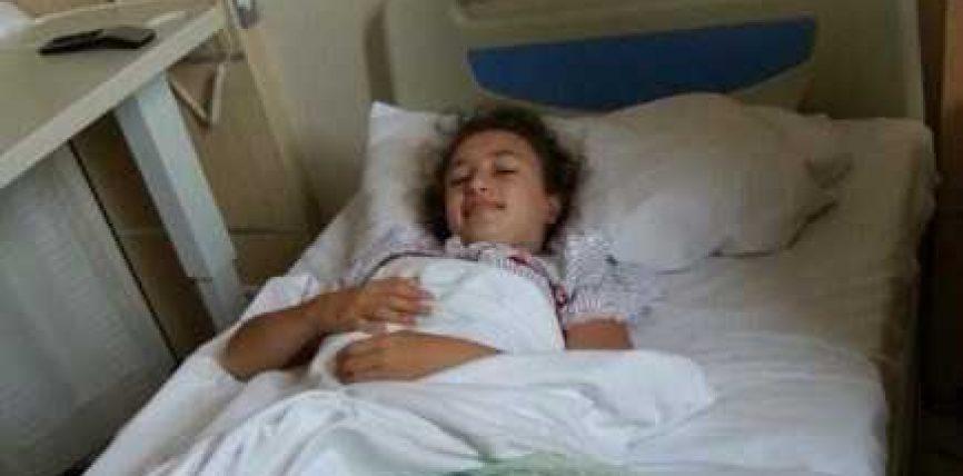12 vjeçarja Izabela ka nevojë për ndihmën tuaj!