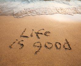 Nëse nuk më paska mbetur në këtë jetë vecse një kohë e shkurtër për të jetuar, atëherë përse të mos kënaqem gjatë saj?