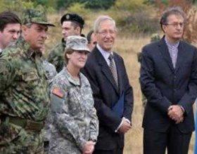 """Amerika pajis bazën ushtarake """"Jug"""" me sistemin laserik të integruar për gjuajtje (MILES) – video"""