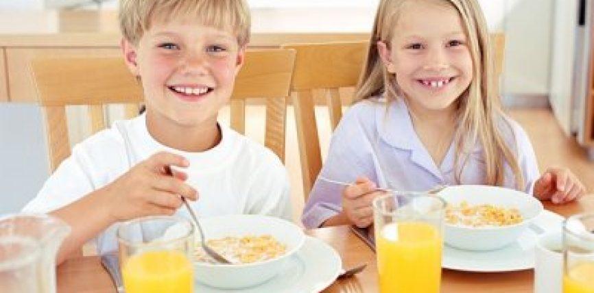 Fëmijët të cilët hanë kafjall, kanë koeficient më të lartë të inteligjencës?