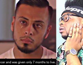 Pasuria & Kanceri – Muslimani e pranon qe kancerin e ka si dhurate, ja si reagon katoliku kur sheh kete video