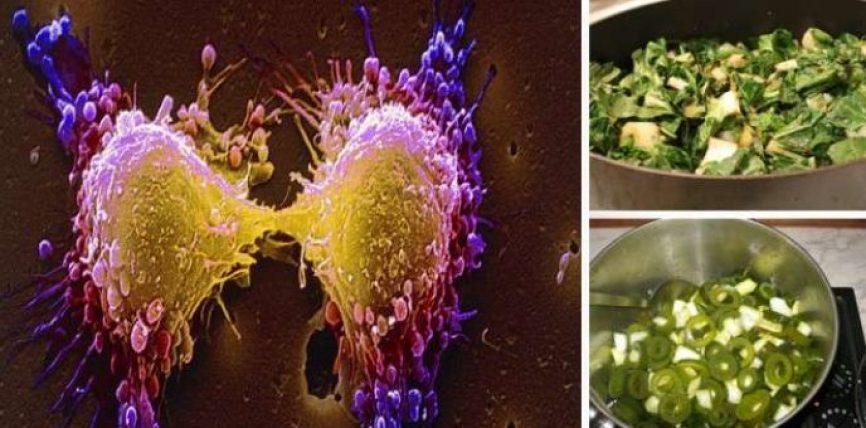 15 Ushqimet që nxisin vdekjen e qelizave të kancerit dhe heqin helmet nga trupi