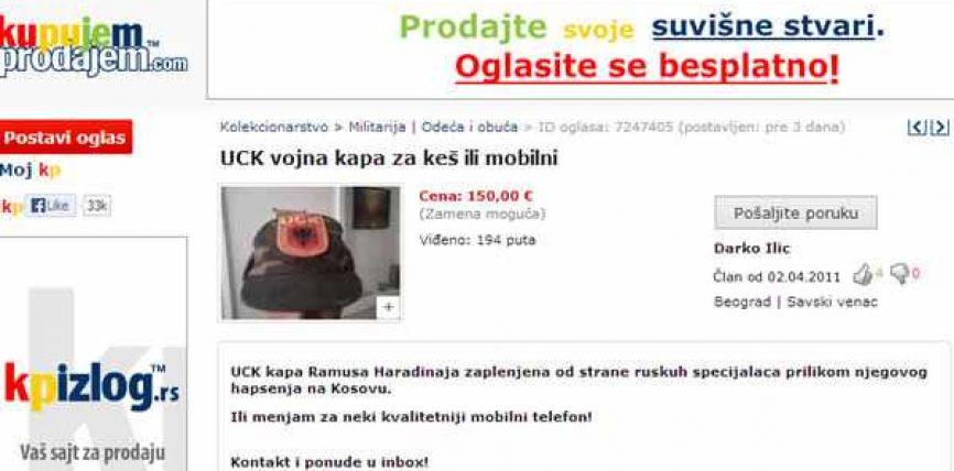 Kapelja e UÇK, e Ramush Haradinajt shitet në Serbi /foto/
