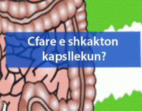 Cilët janë shkaktarët e kapsllekut?