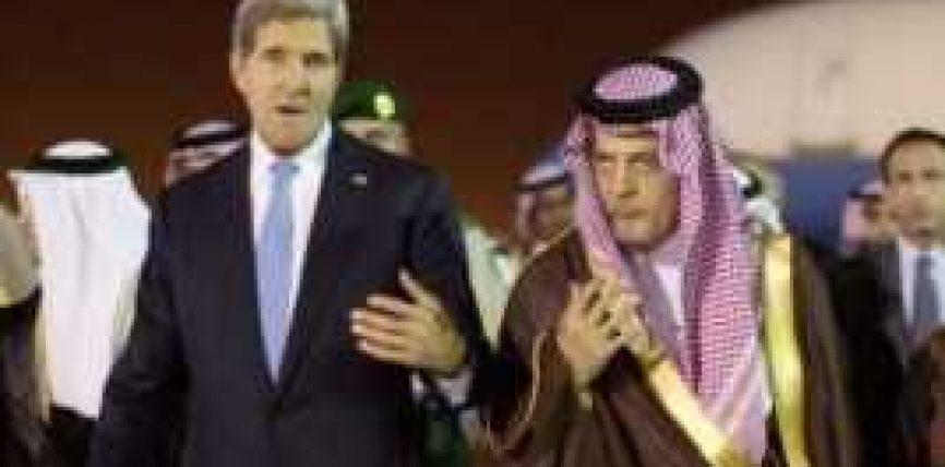 Sekretari Kerry në Arabinë Saudite