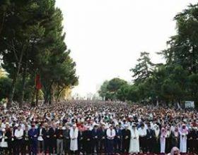 Komuniteti Mysliman i Shqipërisë njofton të gjithë besimtarët se Kurban Bajrami është ditën e hënë