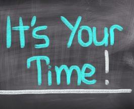 Ju nuk jeni vonë. Ju nuk jeni herët. Ju jeni në kohën tuaj.!!!