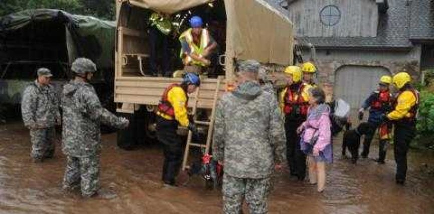 Kolorado, shtohen viktimat e përmbytjeve