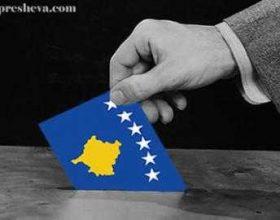 Zyrtarisht hapet fushata parazgjedhore në Kosovë