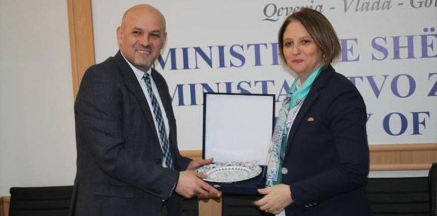 Rritet bashkëpunimi Kosovë-Turqi në fushën e shëndetësisë