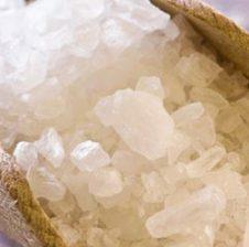 Shpelarja e hundeve me uje te kripur