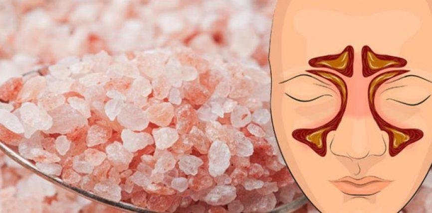 Efektet pozitive të kripës së Himalajes