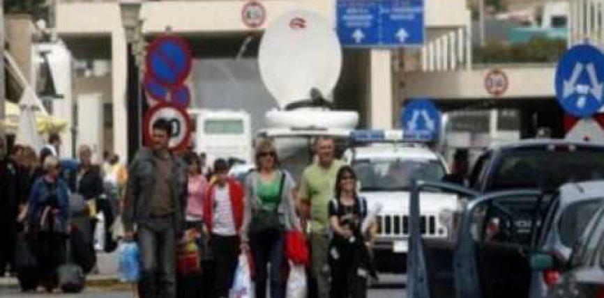 Fluks emigrantësh në portet e vendit