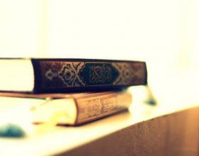 Me habisin tre emertime të kaptinave në Kur'anin Fisnik