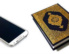 Kurani dhe telefoni