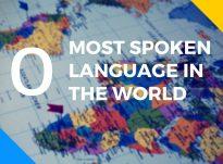 Dhjetë gjuhët më të foluar në botë