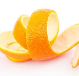 Të mirat nga lëkura e frutave