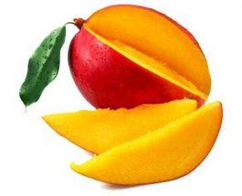 Lëkura e mangos largon mbipeshën