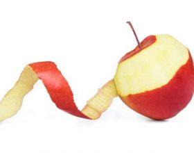 Lëkura e mollës kuron tensionin e lartë, kolesterolin, pagjumësinë, ulçerën, gastritin e shumë të tjera!