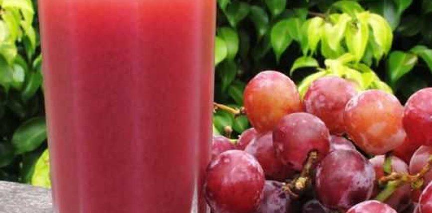 Lëng rrushi kundër kancerit !?