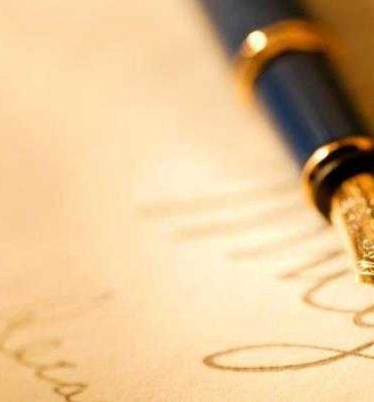 Letra e një vajze shkruar djalit që tentonte ta mashtronte!