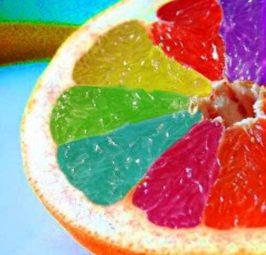 Lëvorja e fryteve pjesa me e ushqyeshme?
