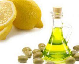 Ilaçi natyral me vaj ulliri dhe limon, ideal për çdo mëngjes.