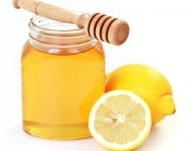 6 përfitimet e ujit me mjaltin në një stomak bosh