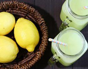 Limonada perfekte që ju ndihmon të humbisni peshë dhe të jeni në formë për verën
