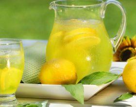 5 probleme që i shëron uji me limon
