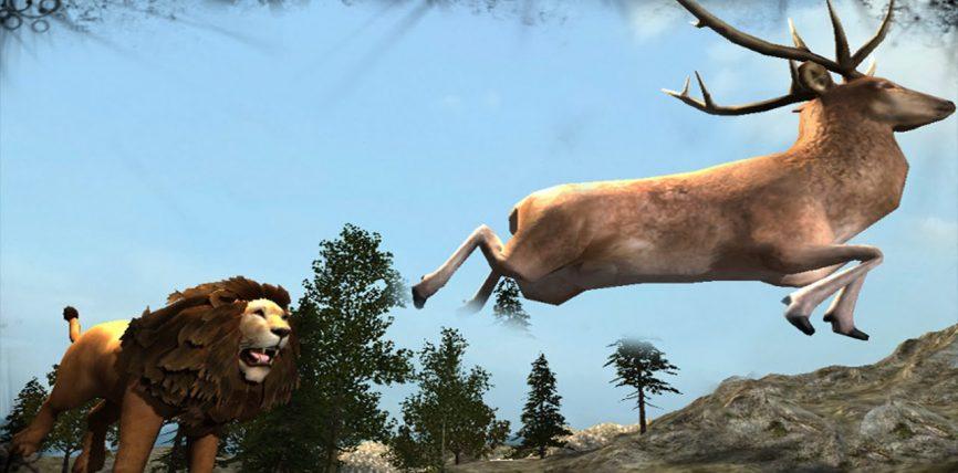 Përse dreri bie pre e Luanit edhe pse është më i shpejtë se ai?