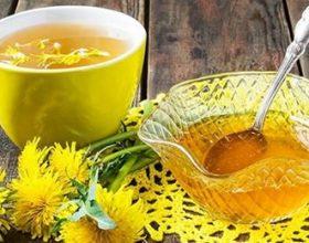 Efektet speciale të çajit të Luleradhiqes (Dandelion)