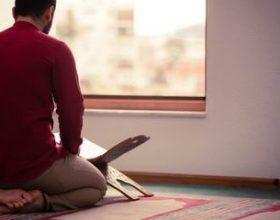 Kur të luteni mos thoni : O Zot më fal po deshe …