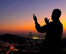 Një lutje e mrekullueshme profetike