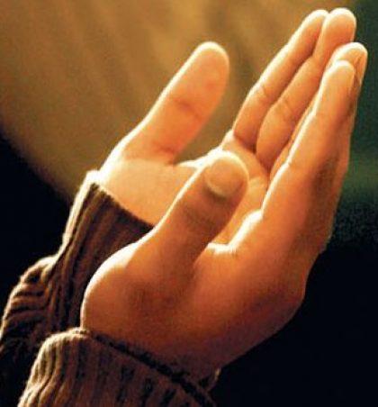 Këmbëngulja në Dua' është një ndër ilaçet më frytëdhënëse