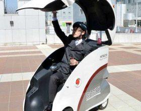 Japoni, prezantohet makina robot