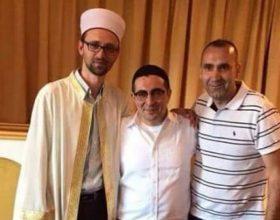 Gazetari i njohur sportiv, serbi Marjan Mijajlovic perqafon Islamin