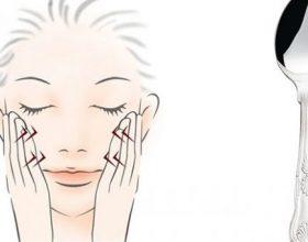 Masazhi me lugë çaji, trajtimi ideal kundër rrudhave të fytyrës
