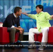 Jackie Chan – Edukimi në perendim dhe në lindje