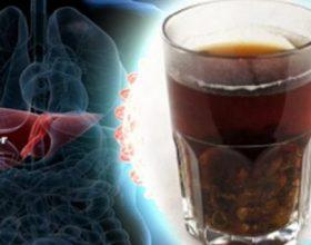Si të pastroni mëlçinë e dhjamosur
