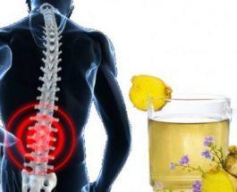 Çaj kundër dhimbjes së shpinës dhe mesit