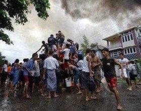Human rights watch:Ne Mianmar po behet spastrim etnik
