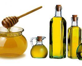 Vaj ulliri me mjaltë kombinimi mrekullues